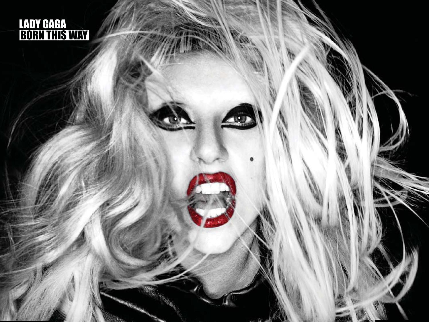 "Lady Gaga – ""Born This Way"" - American Noise"